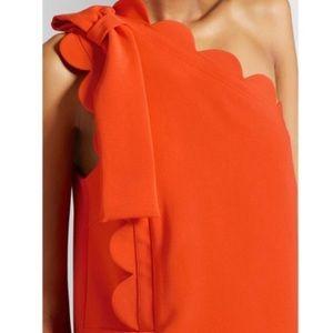 Victoria Beckham One Shoulder Dress